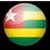 Immagine bandiera Togo
