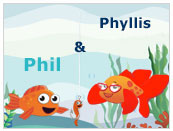 I giochi Phil & Phyllis