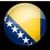 Immagine bandiera Bosnia Erzegovina