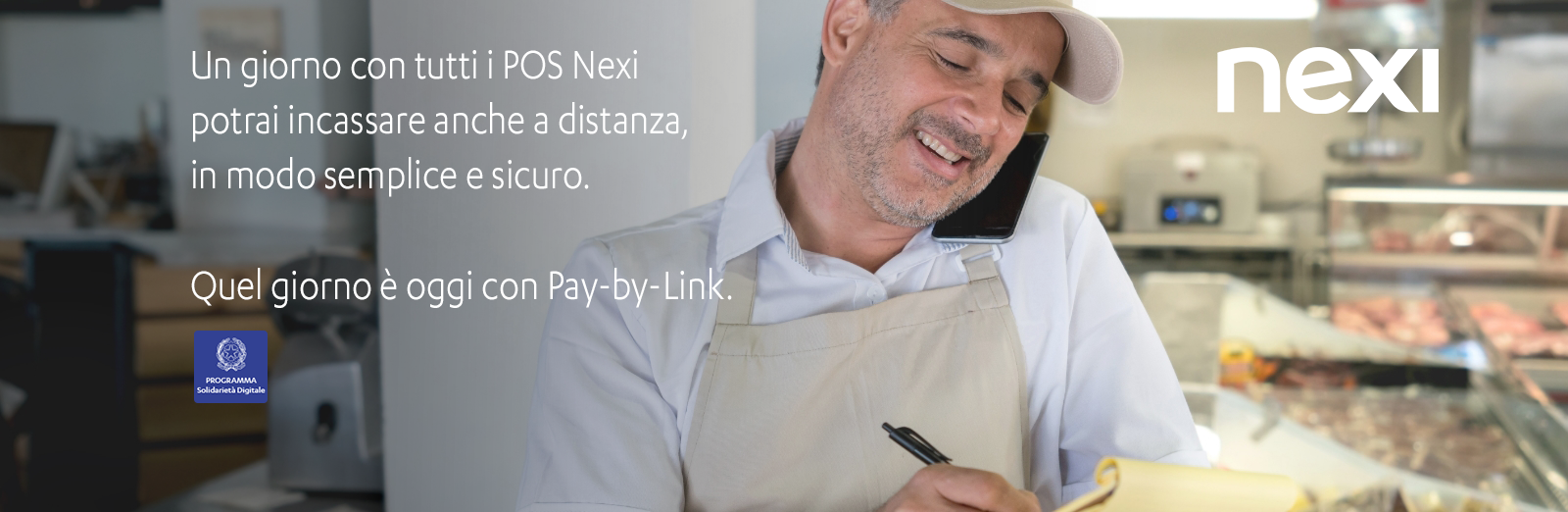 Nexi pay by link