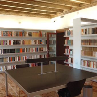 Immagine Biblioteca Luigi Credaro