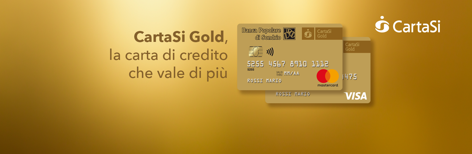 CartaSì Gold