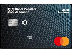 Carta Mastercard Debit Business