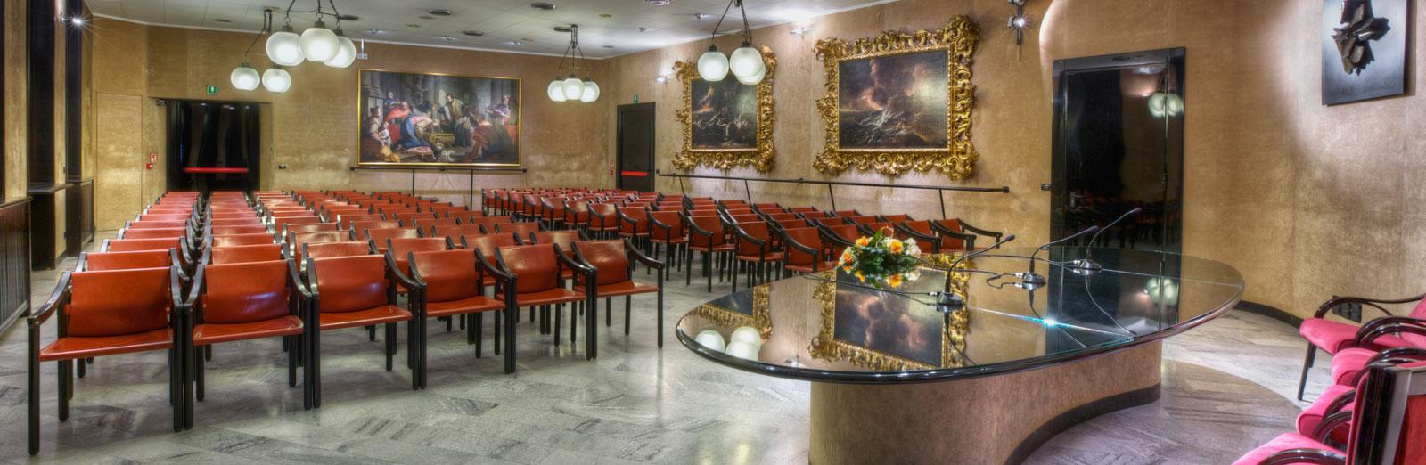 Fabio Besta Conference room